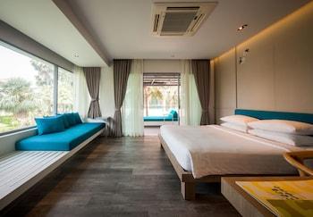 Obrázek hotelu Bann Pantai Resort ve městě Cha-am