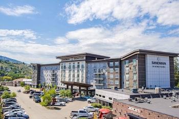 Kamloops bölgesindeki Sandman Signature Kamloops Hotel resmi