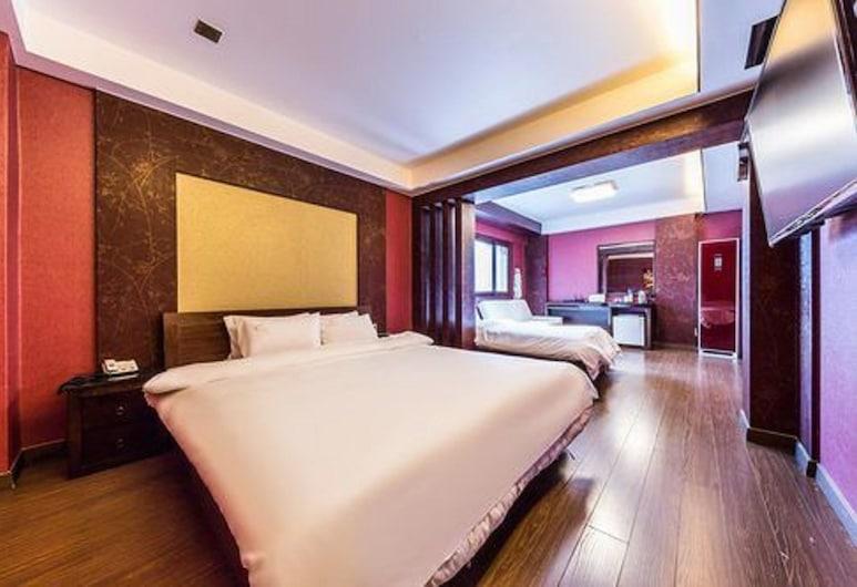 ドノ ホテル, トンヘ, ツインルーム, 部屋