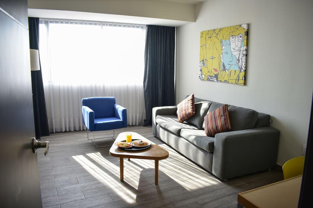Suite Grand - Sala de estar