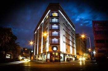 Fotografia do Perla Central Hotel em Guadalajara