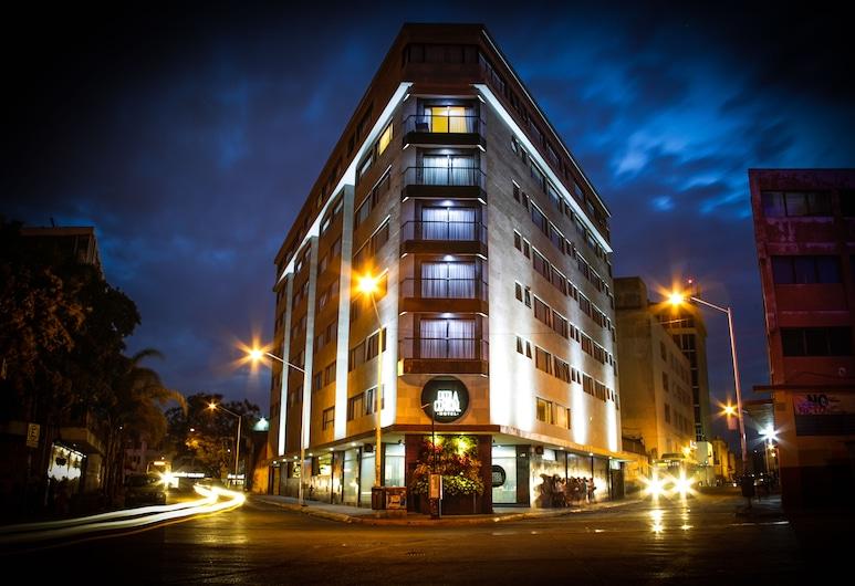 Perla Central Hotel, גואדאלאחארה, חדר אורחים