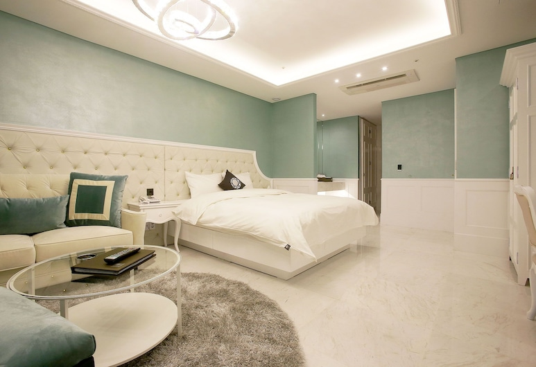 Hotel Cullinan Yongin, Yongin, Royal Suite, Guest Room
