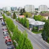 Vista da propriedade