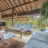Deluxe Villa, 4 Bedrooms, Private Pool, Pool View - Balcony