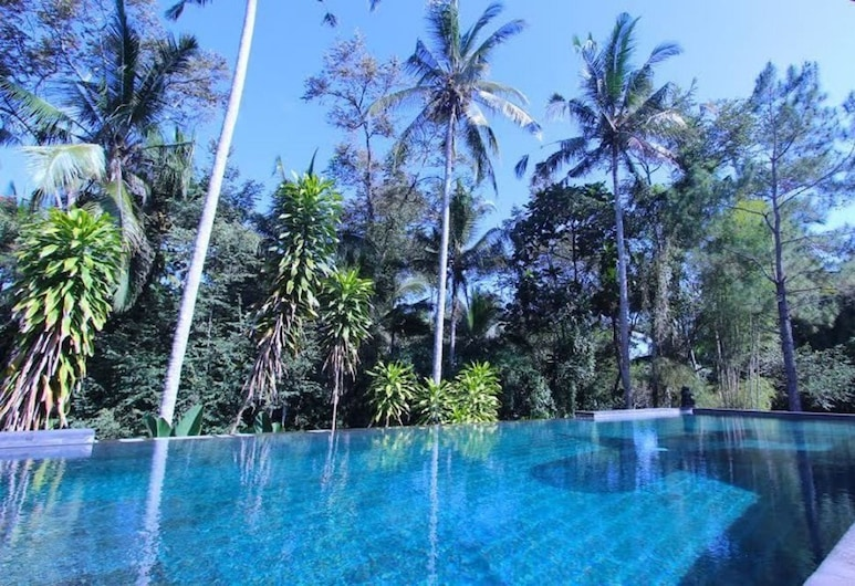 Suara Air Luxury Villa Ubud, Ubud, Outdoor Pool