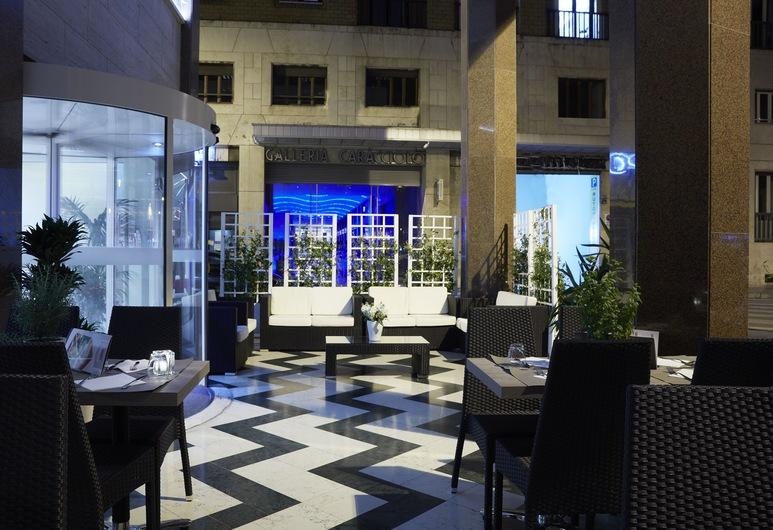 Smart Hotel, Rome, Terrasse/Patio
