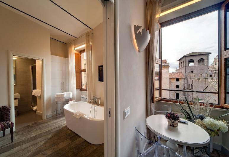 Navona Palace Luxury Inn, Roma, Pagerinto tipo numeris, Kambarys
