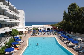 Gambar Belair Beach Hotel di Rhodes