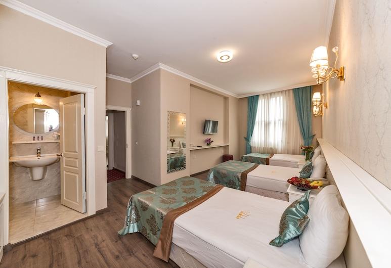 Valide Hotel, Istanbul, Værelse til 3 personer, Værelse