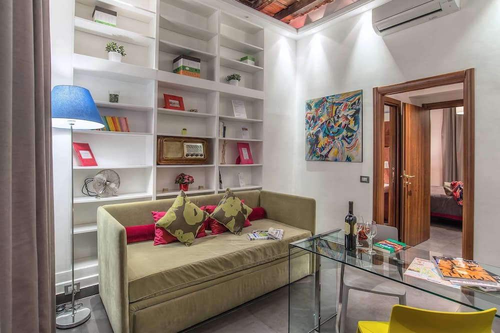 Apartment, Annex Building - Living Area