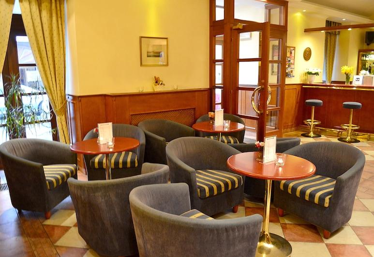 Hotel Arbes, Praga, Bar do hotel