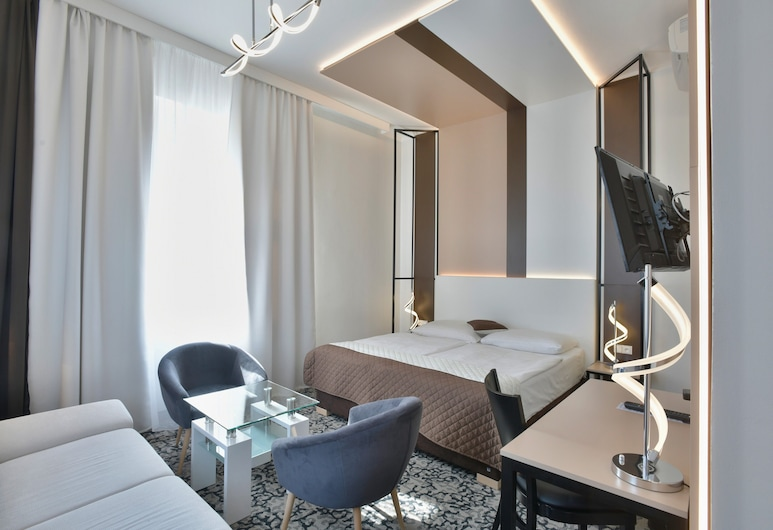 Hotel Máchova, Prag, Superior dvokrevetna soba, Soba za goste