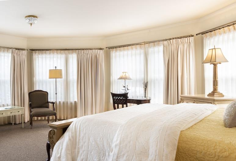 刺山溫泉旅館, 傑克遜, 套房, 山景, 客房