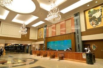 札幌定山溪萬世閣米利奧奈酒店的圖片