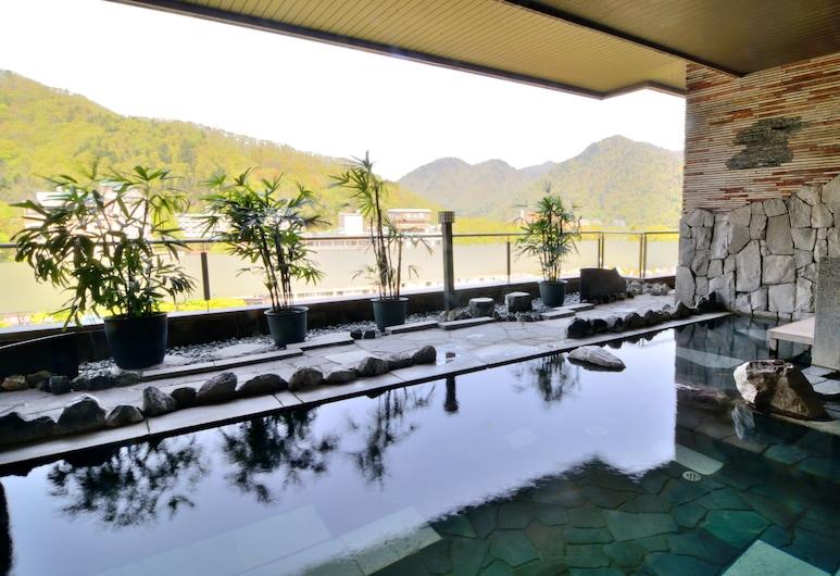 Jozankei Manseikaku Hotel Milione, סאפורו, ספא