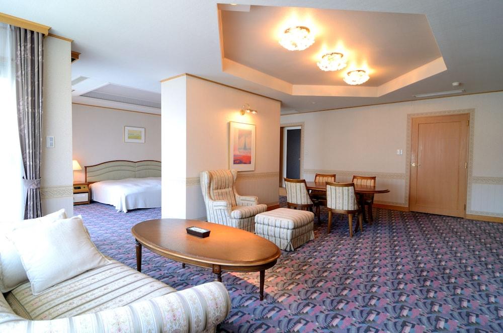 登別曼瑟卡庫酒店, 登別, 皇室客房, 客房