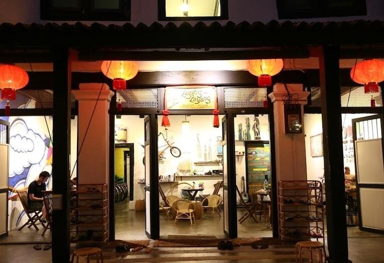 Layang Layang Guest House, Malacca City, Pohľad na hotel – večer/v noci