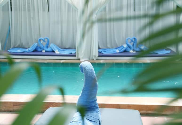 Cozy Boutique Hotel, Phnom Penh, Vonkajší bazén