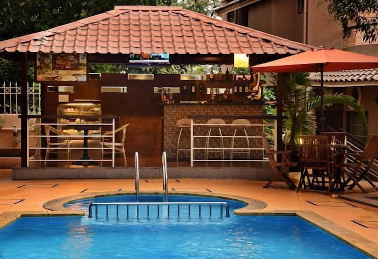 La Sunila Suites, Baga, Hotel Bar