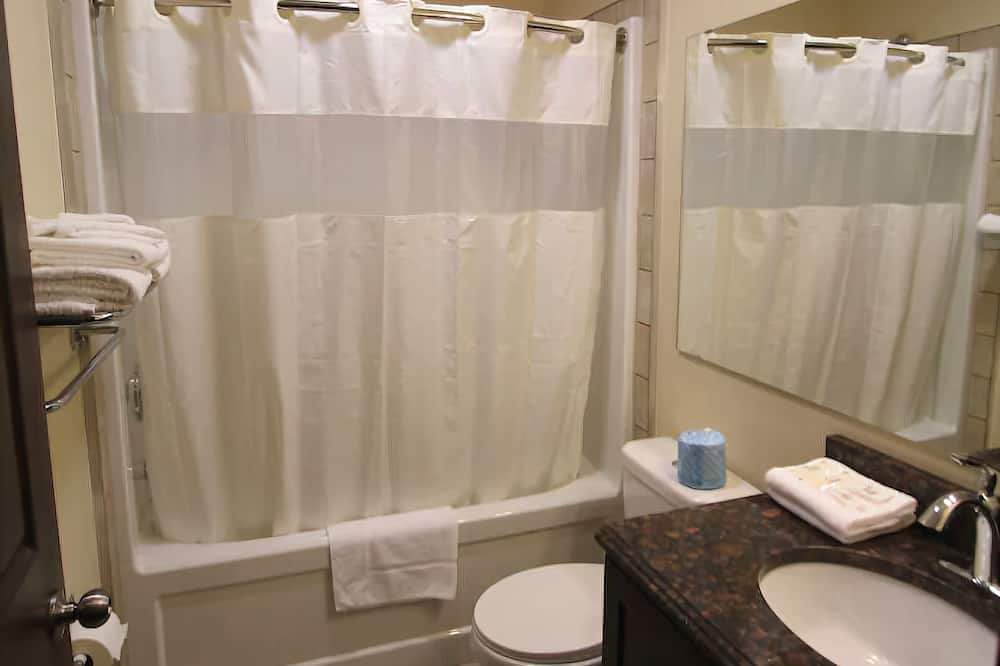 Room, 2 Katil Ratu (Queen) - Bilik mandi