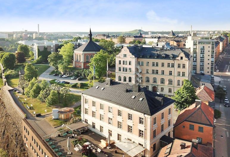 Ersta Konferens & Hotell, Stockholm, Hotellområde