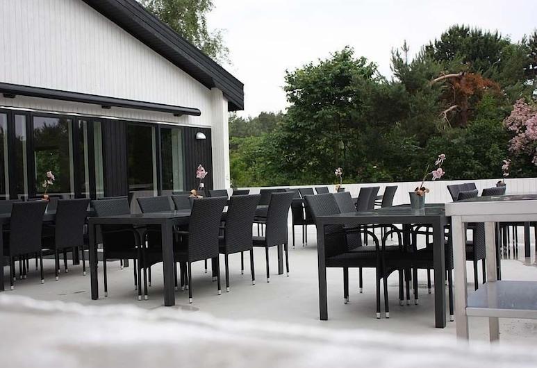 Ebeltoft Feriecenter, Ebeltoft, Terrasse/veranda