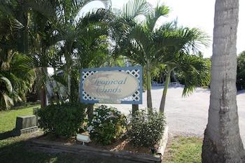 Sanibel bölgesindeki Tropical Winds Motel & Cottages resmi