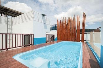 A(z) OYO 1074 Fin Hostel hotel fényképe itt: Karon