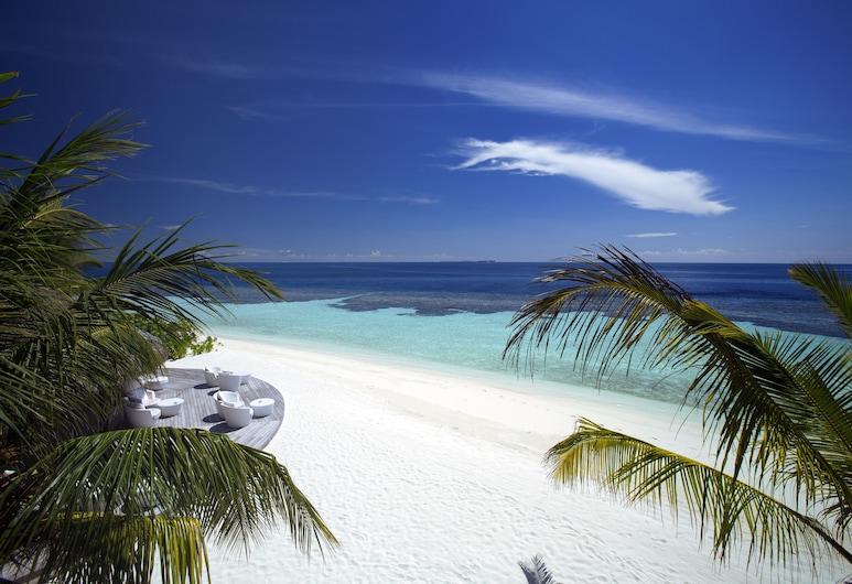 Kandolhu Maldives, Kandolhu, Puutarha