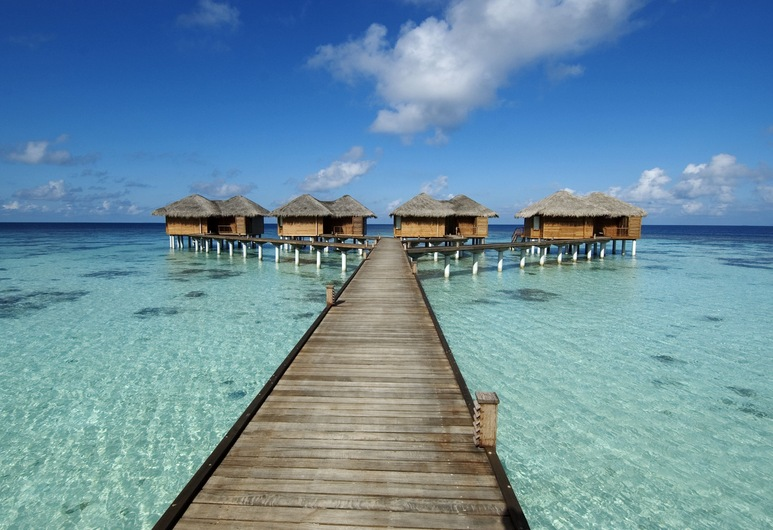 Kandolhu Maldives, Kandolhu, Aerial View