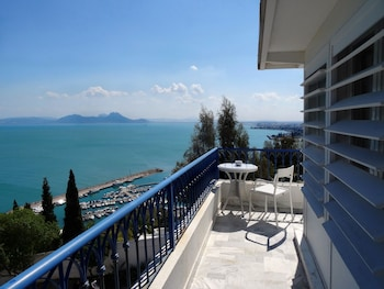 Picture of La Villa Bleue in Tunis
