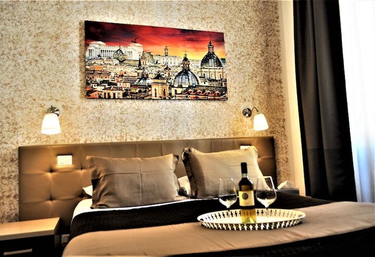 聖天使城堡酒店, 羅馬, 雙人或雙床房, 客房