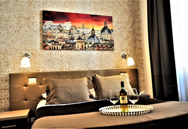 Castel Sant'Angelo Inn, Rome, Double or Twin Room, Guest Room