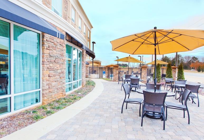 Holiday Inn Express Hotel & Suites Huntsville West - Research Pk, Huntsville, Balkong
