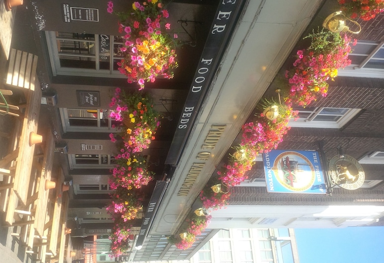 The Pride of Paddington - Hostel, London, Hotel Entrance