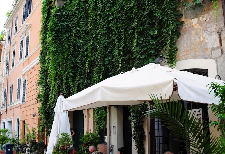 Little Rhome Suites, Roma, Lahan Properti