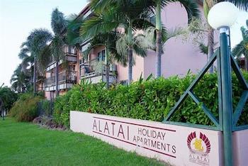 Foto Alatai Holiday Apartments di Darwin