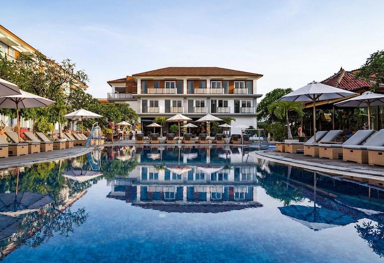 SOL by Meliá Kuta Bali, Kuta, Sol Xtra Room Pool Access, Balcony View