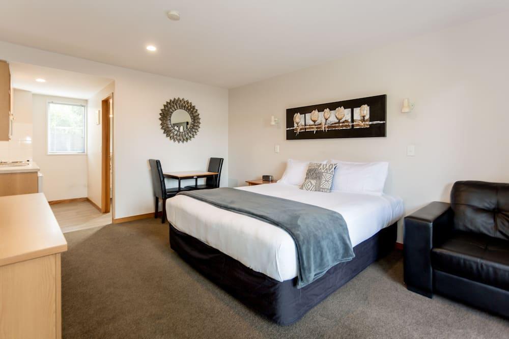 Luxusné štúdio, nefajčiarska izba, kuchyňa (Luxury Spa Bath Suite) - Obývacie priestory