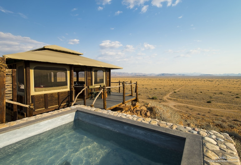 Moon Mountain Lodge, Solitaire, Pool