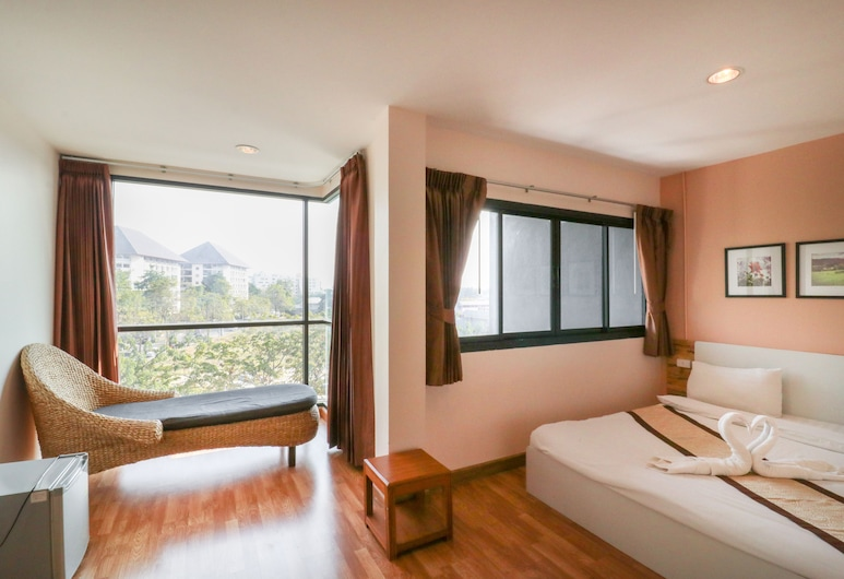 Zak Residence, Chiang Mai, Double Room, 1 King Bed, Guest Room