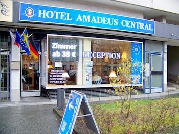 Image de Hotel Amadeus Central à Berlin
