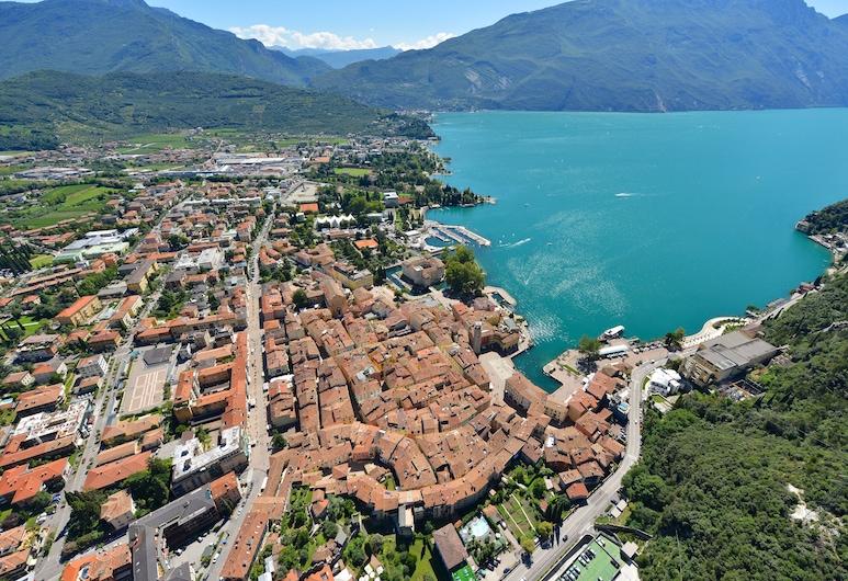 Hotel Portici Romantik & Wellness, Riva del Garda, Aerial View