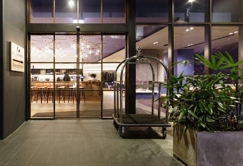 Alpha Mosaic Hotel Fortitude Valley, Thung lũng Fortitude, Mặt tiền khách sạn - Ban đêm