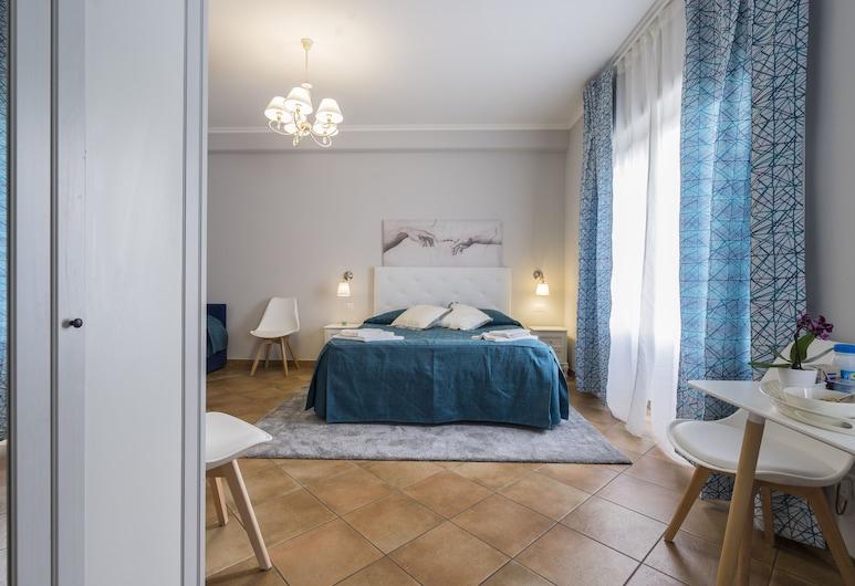 Domus Prati, רומא, חדר, חדר אורחים
