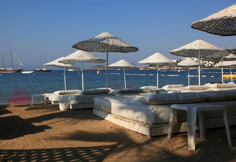 オカリプトゥス ホテル, ボドルム, ビーチ