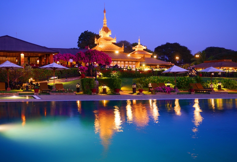 Bagan Thiripyitsaya Sanctuary Resort, Nyaung-U, Exterior