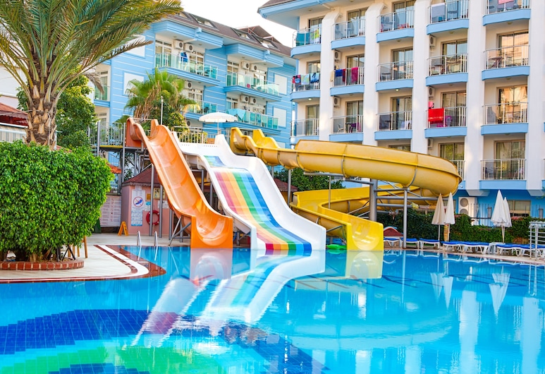Kahya Hotel, Alanya, Bassein