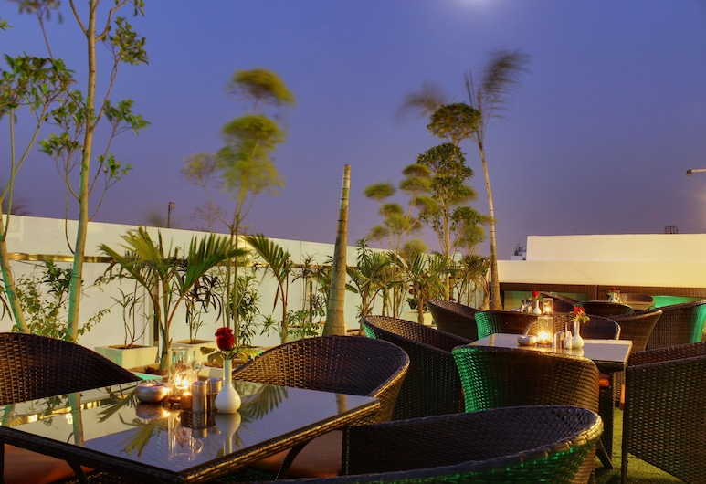 Taj Princess The Boutique Hotel, Нью-Дели, Терраса/ патио